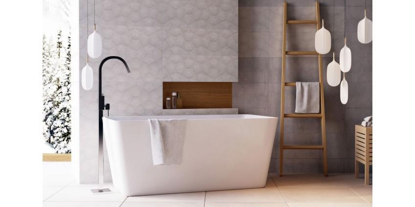 Обзор ванн. Чугун, акрил или сталь?