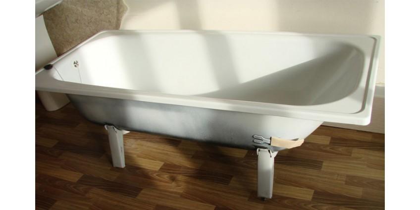 Мифы и реальность стальных ванн