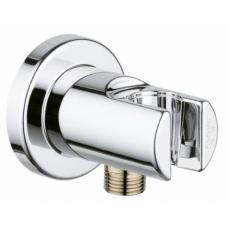 Подключение для душевого шланга GROHE Relexa с держателем, хром 28628000